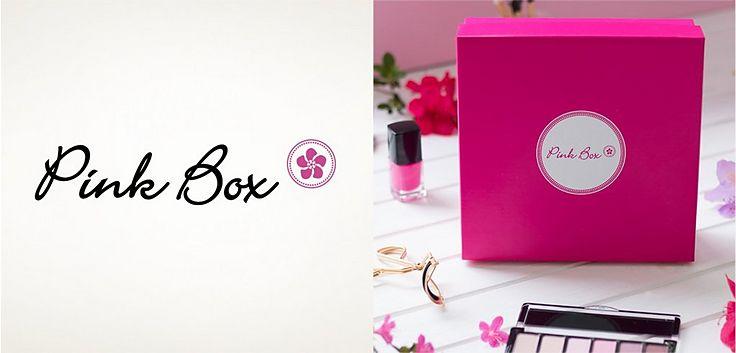 Meine erste pink Box 10€ Rabatt