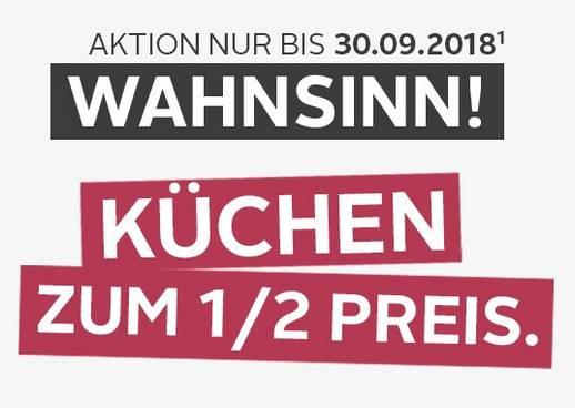 Küche kaufen und WM-Zugabe sichern!