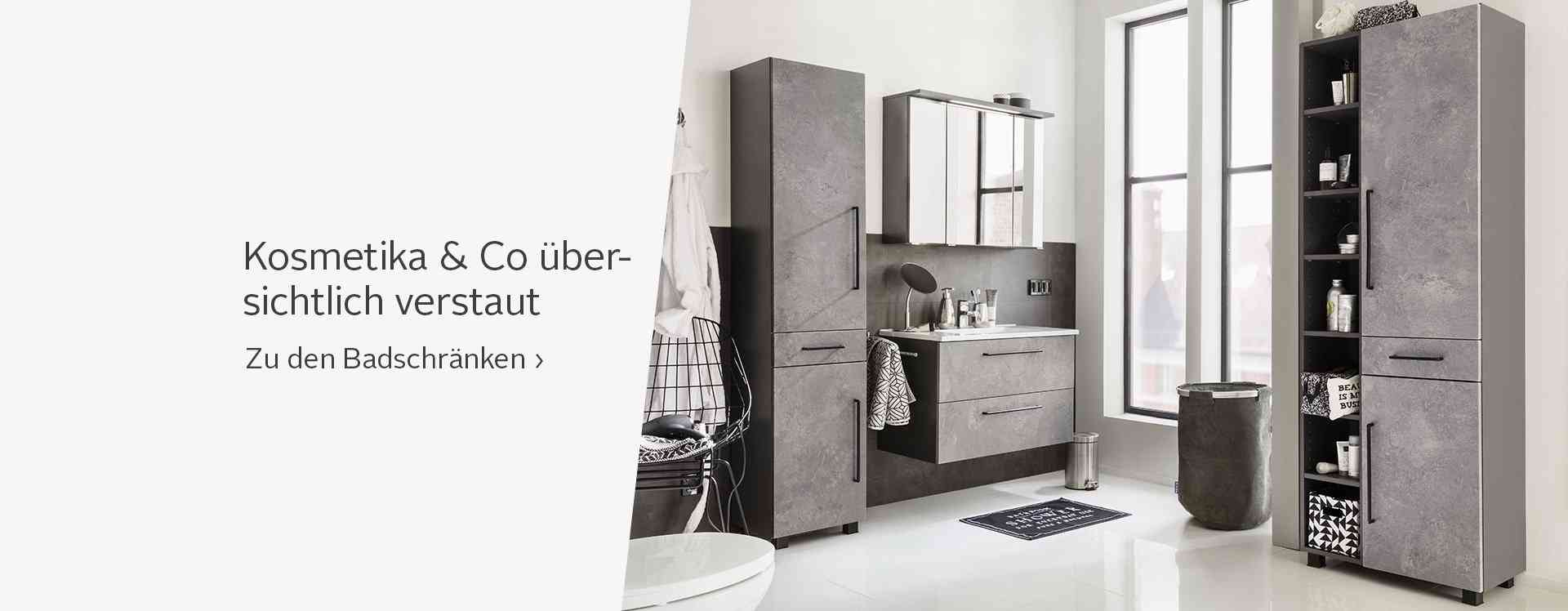 badezimmerm bel kaufen badezimmer im set einzeln otto. Black Bedroom Furniture Sets. Home Design Ideas