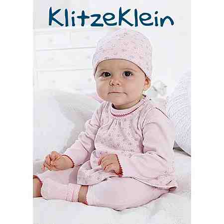 Zum Klitzeklein-Markenshop. Entdecken Sie die Vielfalt из Klitzeklein. Vom Strampler bis zur Strickjacke. Hier  Sie alles für Ihr Baby.