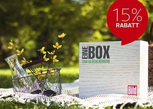 Meine erste BamS-Box 15% Rabatt