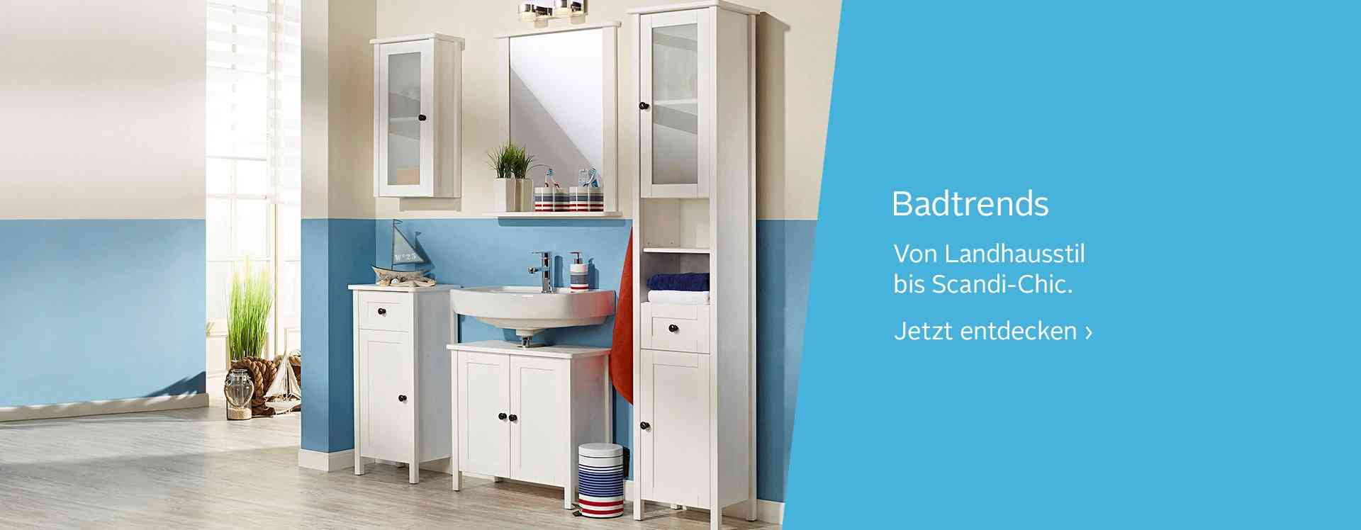 bad sanit r badeinrichtung online kaufen otto. Black Bedroom Furniture Sets. Home Design Ideas