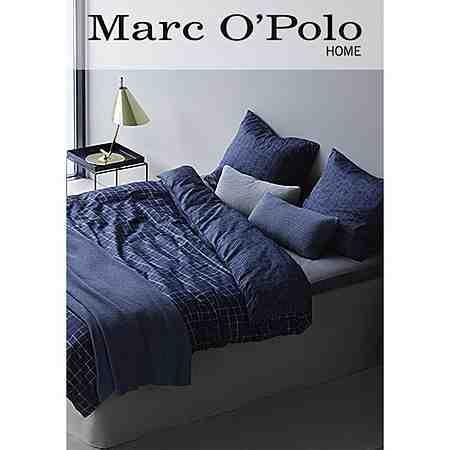 Moderne und hochwertige Текстиль для дома от  Marc O'Polo Home für ein gemütliches zu Hause - от  Постельное белье und Bettlaken über Bademäntel und Handtücher до zu Kissen und Wolldecken!
