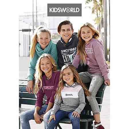 Kindermode in großer Auswahl: viele Marken, topmodische Trends, und bequeme Basics mit hohem Wohlfühlfaktor!