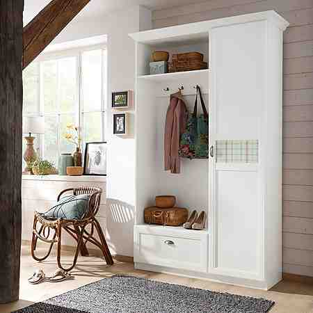 Möbel: Garderoben