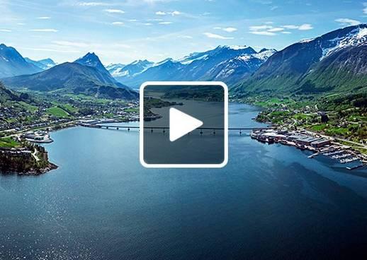 Stressless Von diesem Fjord