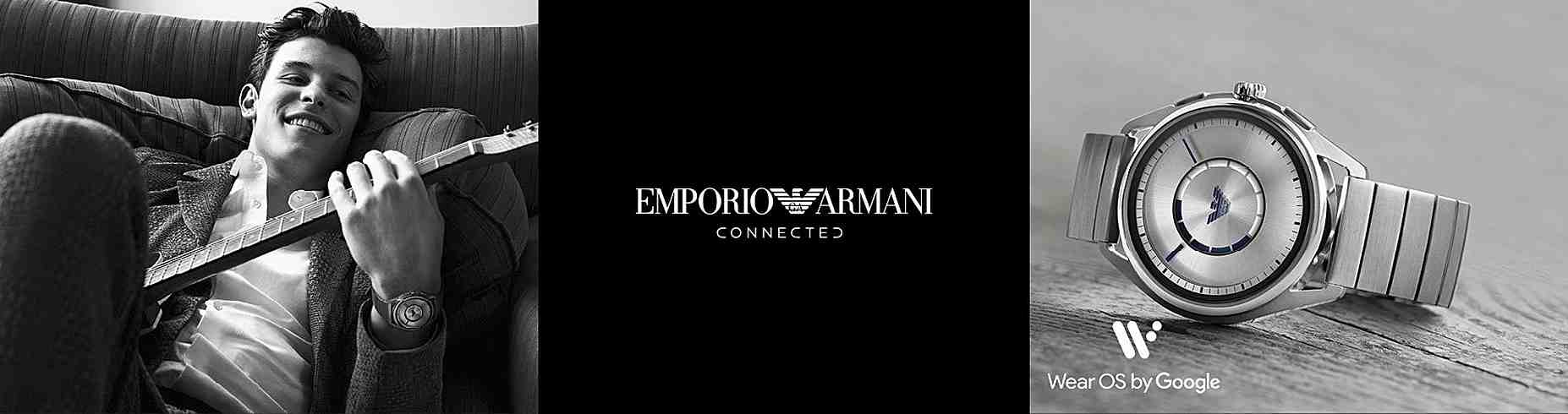 emporio armani connected online kaufen otto. Black Bedroom Furniture Sets. Home Design Ideas