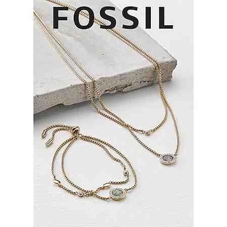 Fossil Markenshop - Cooler Vintage Look für Damen und Herren!