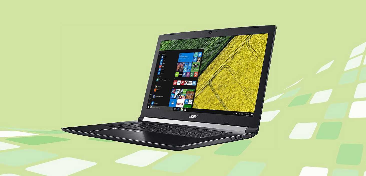 Acer Aspire Notebook Laptop