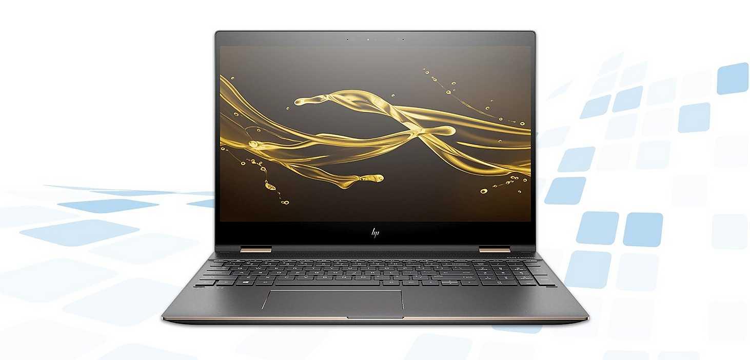 HP Spectre X360 Notebook Convertible