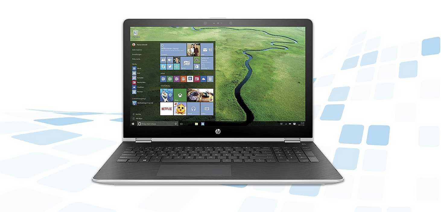 Hp Pavilion x360 Notebook Convertible Laptop