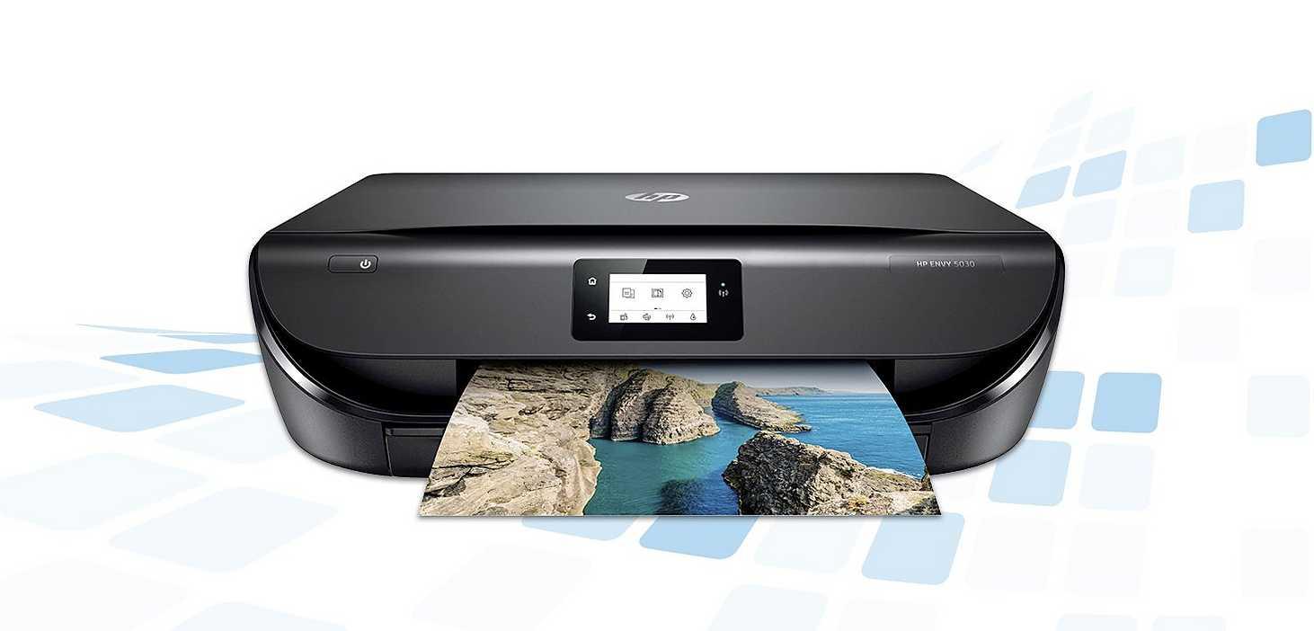 HP Drucker Multifunktion Fax Kopierer
