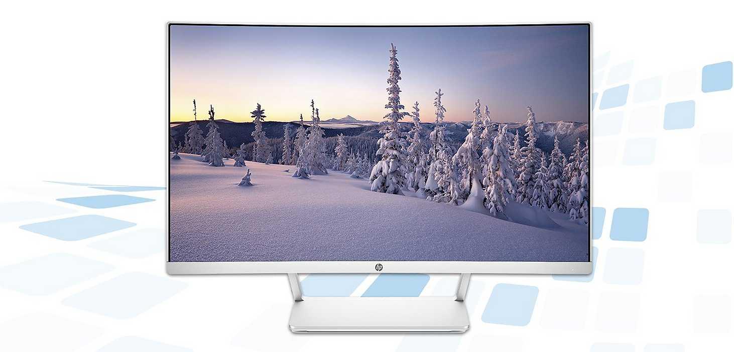 HP TFT Display Monitor