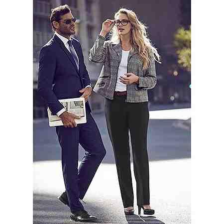 Jetzt wird's chic: Business Mode für Sie und Ihn in großen Größen auf OTTO. Jetzt reinschauen!