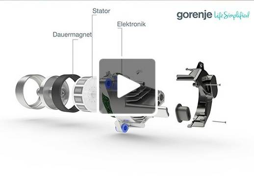 Video Gorenje Invertermotor