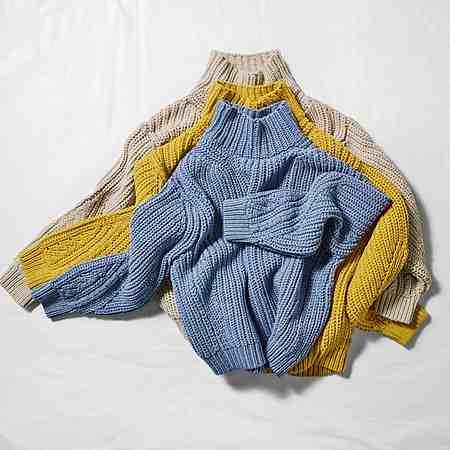 Damen: Pullover