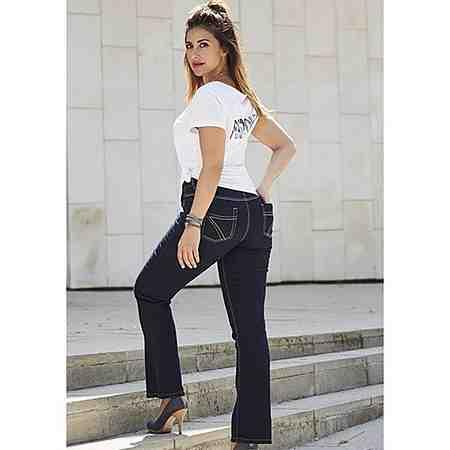 Eine Jeans - Tausend verschiedene Styles: Jetzt entdecken in großen Größen!