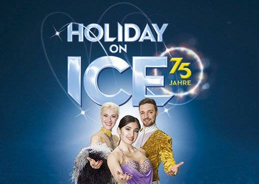 Shopping&more Vorteilsprogramm Holiday on Ice Eis-Show 10% sparen