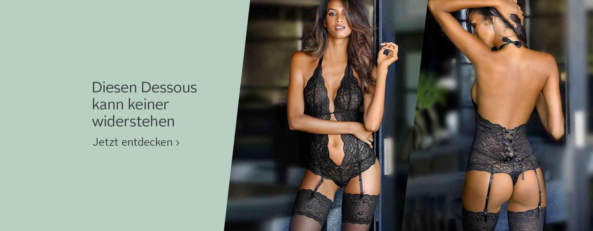Dessous auf otto.catalogi.ru - Reizwäsche, Spitzen-BHs für verführerische Momente. Нижнее белье dürfen an einem romantischen Abend nicht fehlen und gehören in den Kleiderschrank einer jeden Frau.