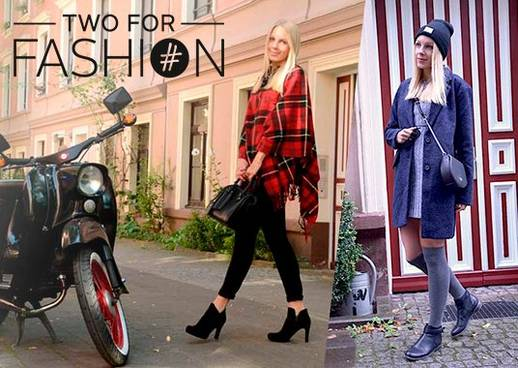 Two for Fashion Herbstlooks