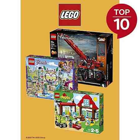 Spielzeug: LEGO: Alle LEGO-Produkte