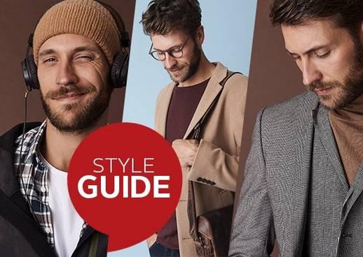 Herren Styleguide Stilberatung Outfittool