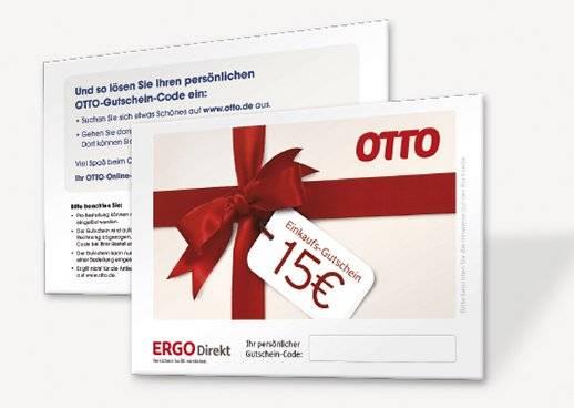 ERGO Direkt Einkaufs-Gutschein