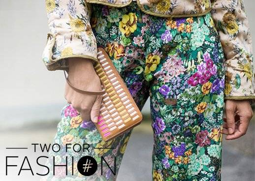 Flowerprint fashion