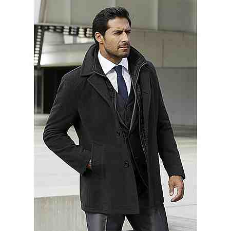 Dem Winter strotzen: Mit diesen tollen Mänteln für Herren in großen Größen schützen Sie sich vor kühlen Temperaturen!