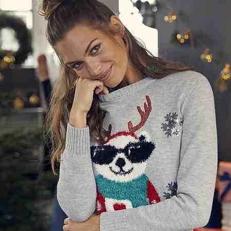 Damenmode: Inspiration: XMAS Ugly Sweater