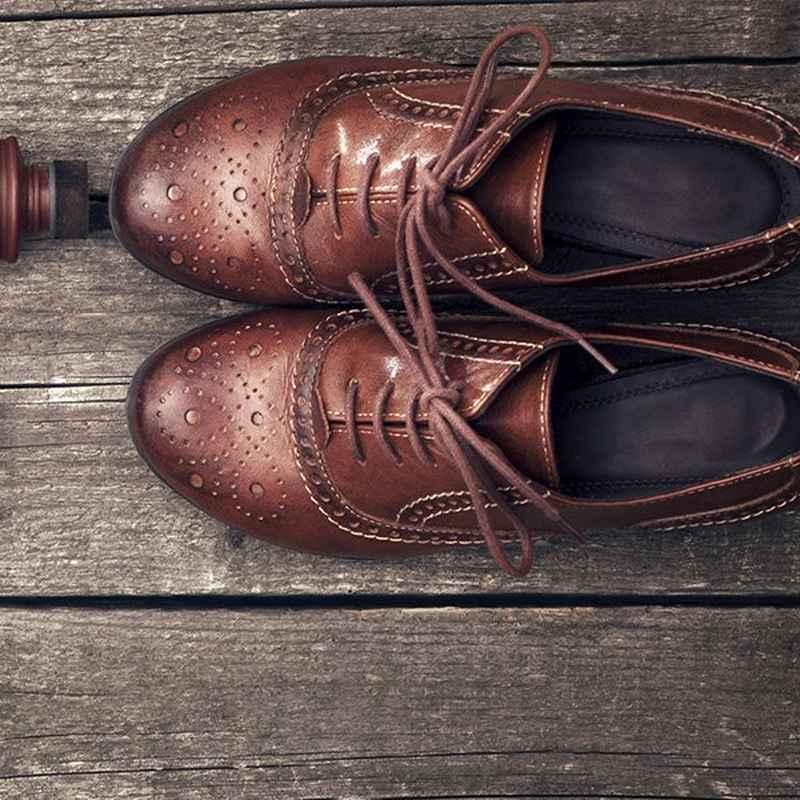 Schuhaufbewahrung & Pflege
