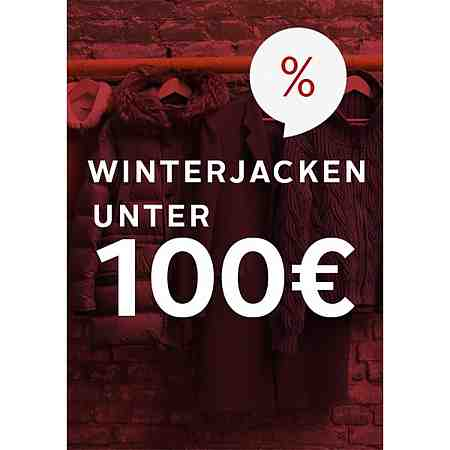Herrenmode: Inspiration: Winterjacken unter 100 Euro