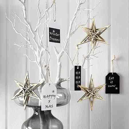 Weihnachtsdekoration: Weihnachtliche Räume