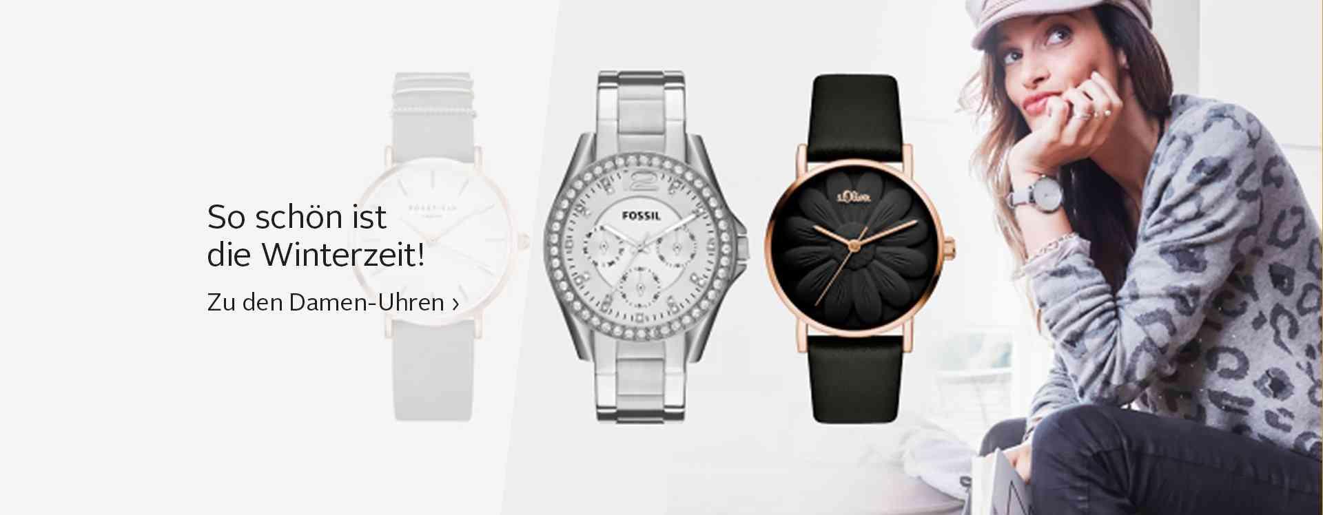 Mit diesen Наручные часы ist es für den perfekten Look nie zu spät.