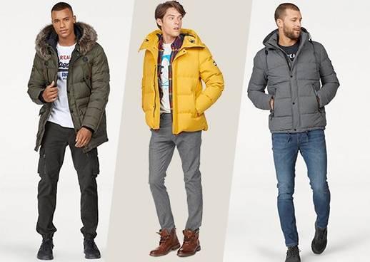 Winterliche Outfits