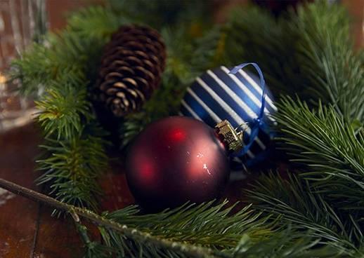 Weihnachten mit Marken