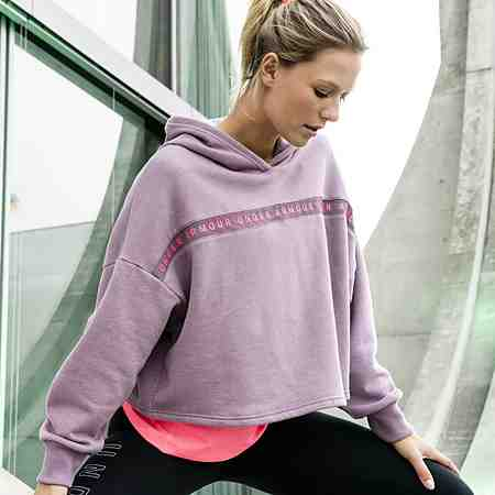 Mode: Damen: Sweatshirts & -jacken