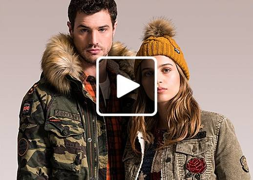 jackets by superdry