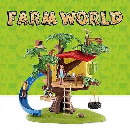 Schleich Farm World
