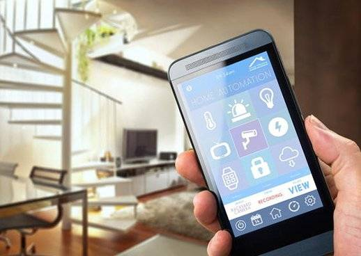 intelligentes Zuhause smart home