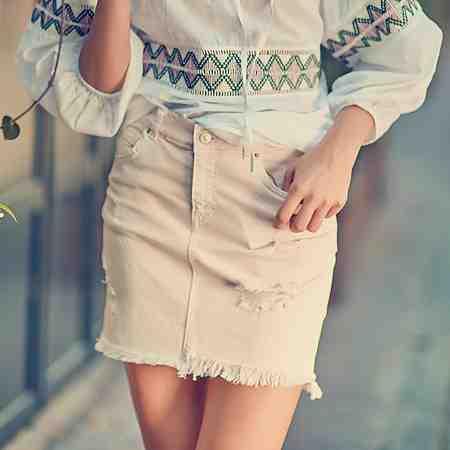 Damen: Röcke