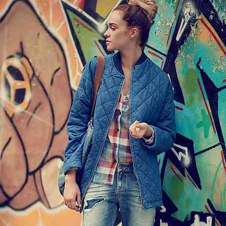 Damen: Jacken