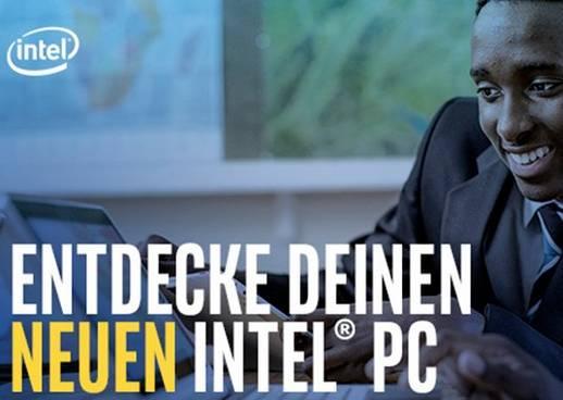 Dein neuer PC mit Intel Technik