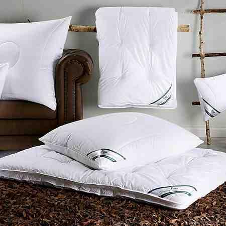 Heimtextilien: Bettdecken & Kopfkissen