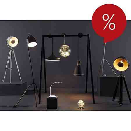 Möbel: %Sale: Lampen