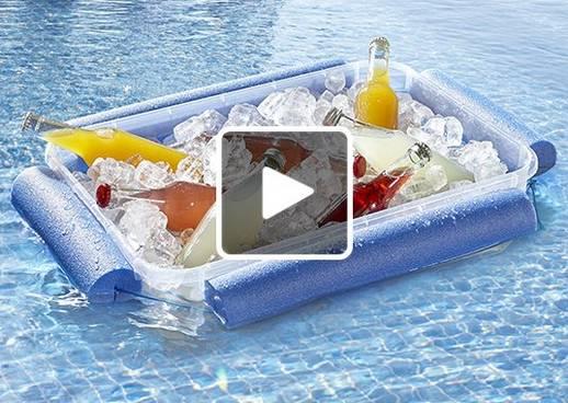 Poolbox getränkebox