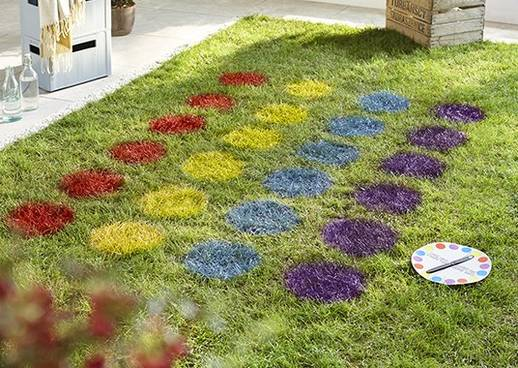 outdoorspiel DIY Rasen