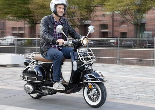 Beratung Motorroller