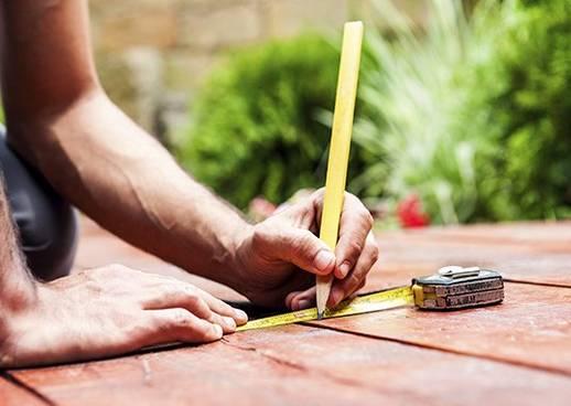 Beratung: Terrassen bauen