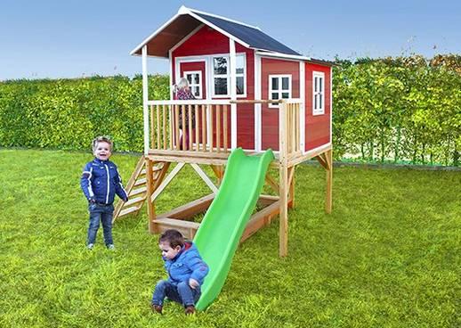 So bauen Sie Garten-Spielgeräte richtig auf